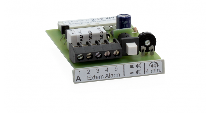 D+H alarm cut-off module + time-limit AM 44-Z