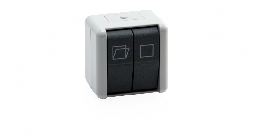 D+H ventilation button LT 84-A