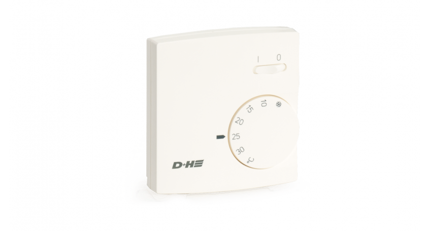 D+H room temperature control RTR 231