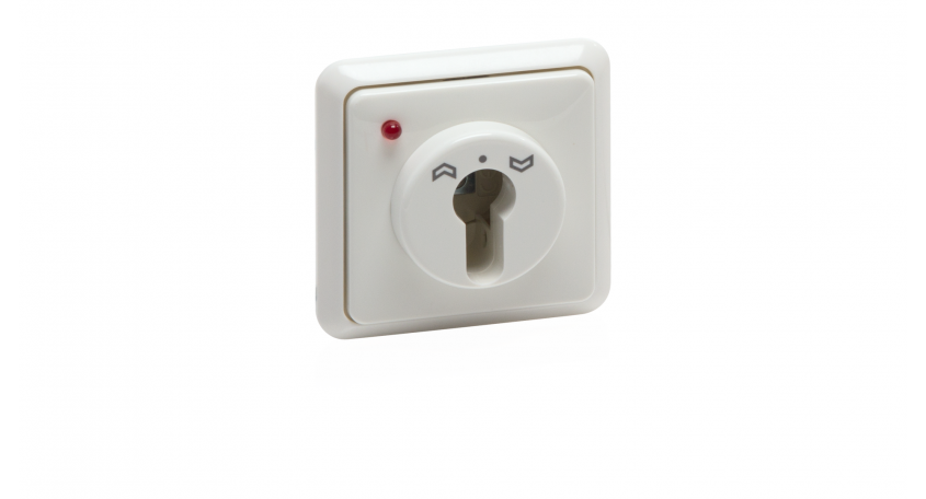 D+H key vent button SLT 42U-SD