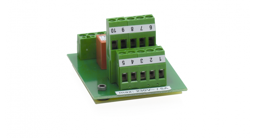 D+H 230 V AC cut-off relay module TRL 8