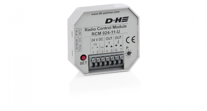 D+H module de réception radio RCM 024-11-U